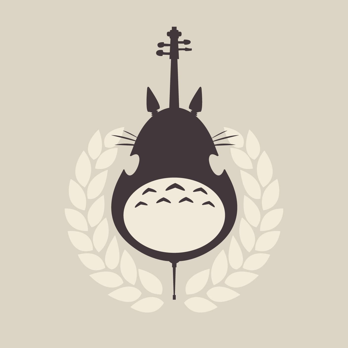 Totoro_Cello